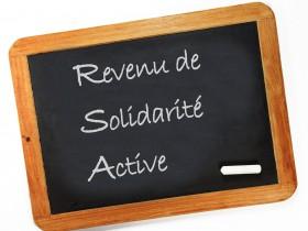 RSA revenu de solidarité active