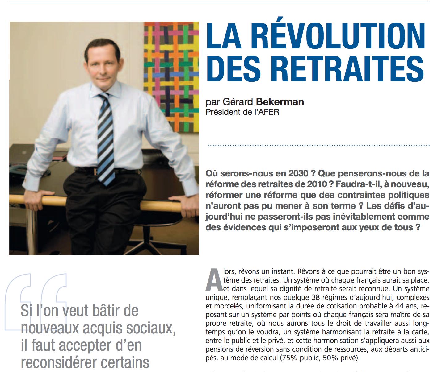 Révolution des Retraites