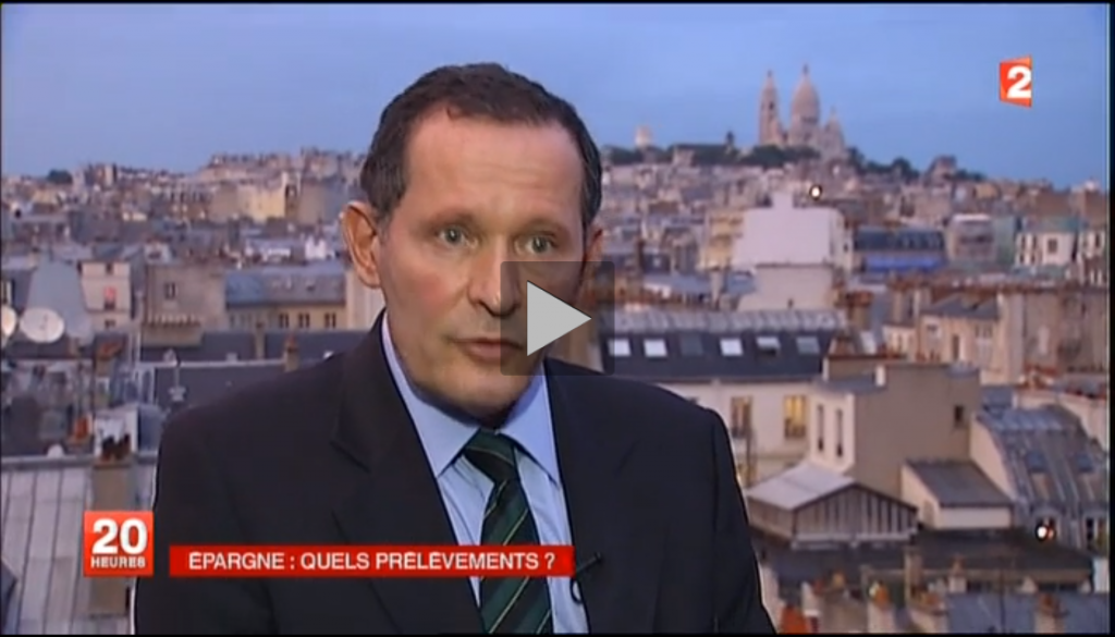 G. Bekerman sur France 2