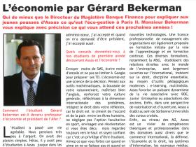 Economie Bekerman