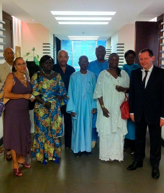 L'Afer à Dakar
