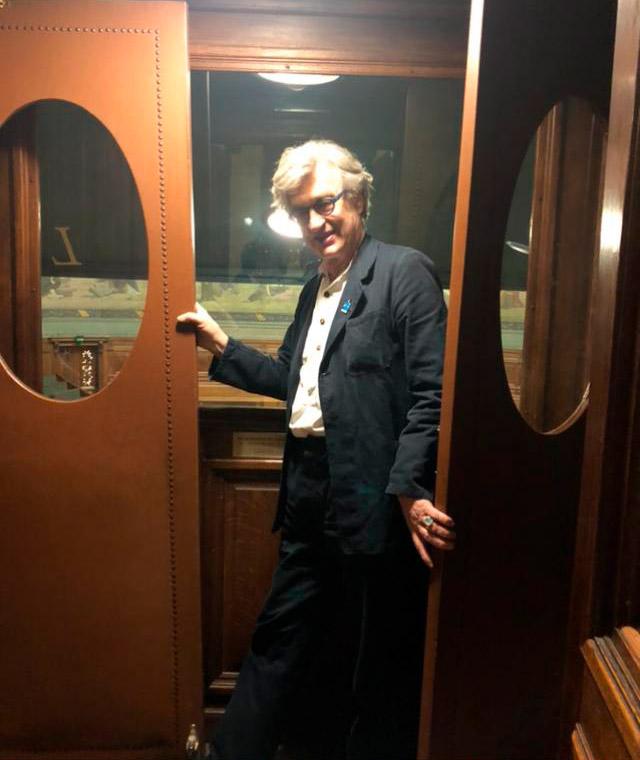 Wim Wenders, réalisateur