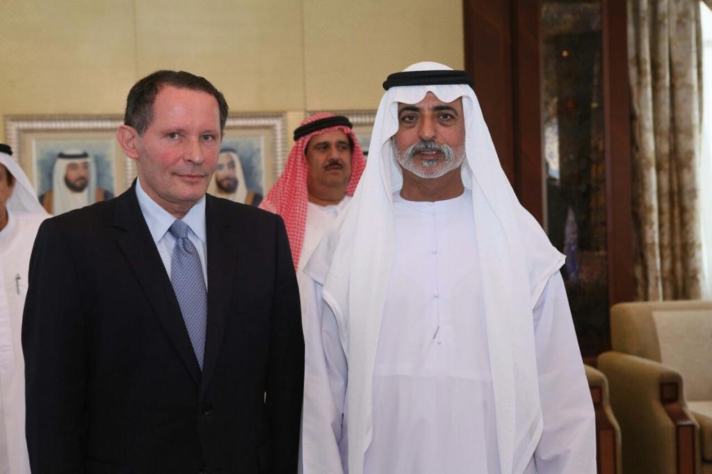 Abu Dhabi – Sheikh Nahyan