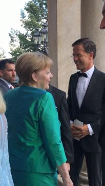 Une Chancelière à Bayreuth