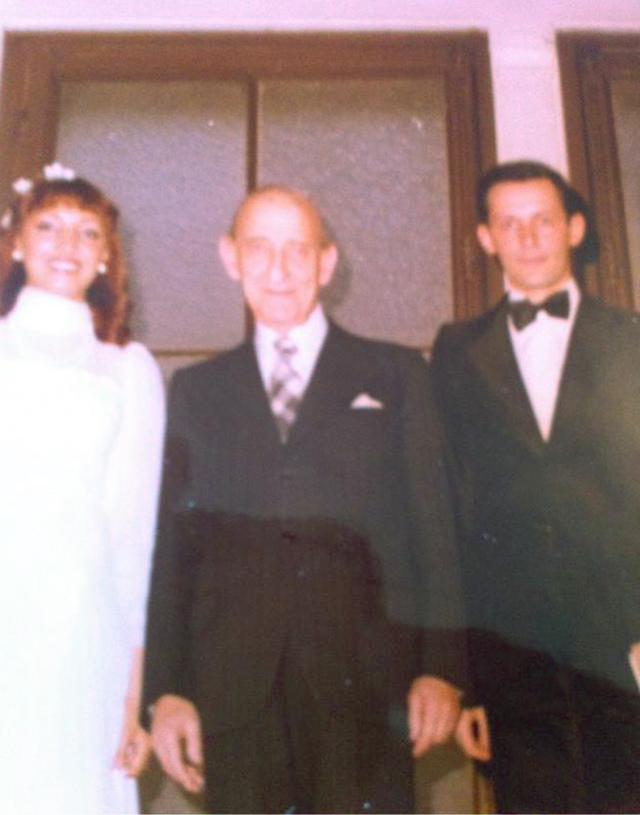 Raymond Aron, témoin de mariage
